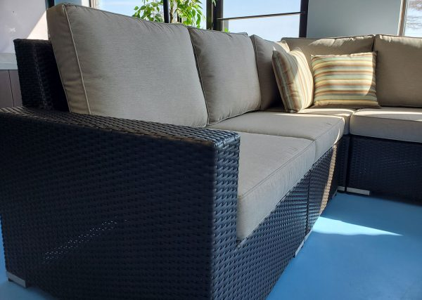 5pc Marbella Sectional