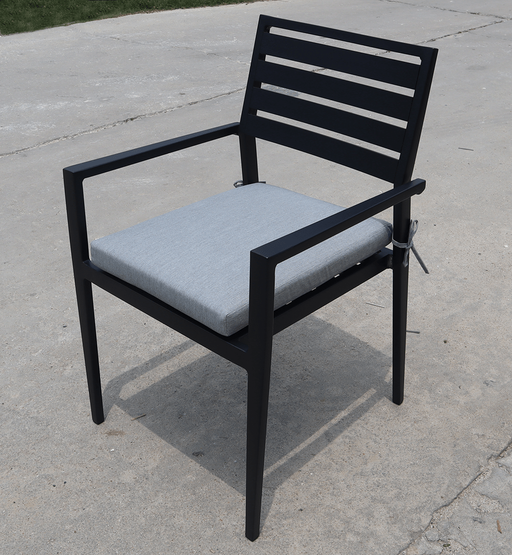 Ethan Aluminum Chair 1