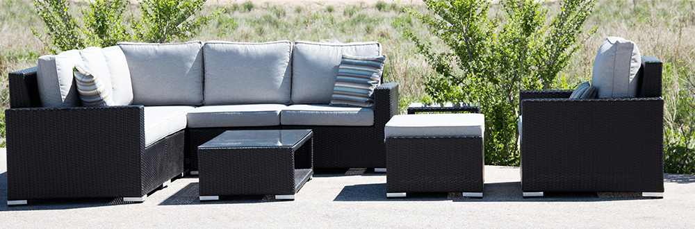 Marbella Outdoor Sectional Banner