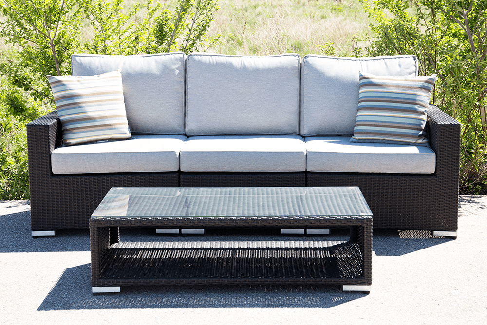 Marbella Outdoor Sectional - 4 PC